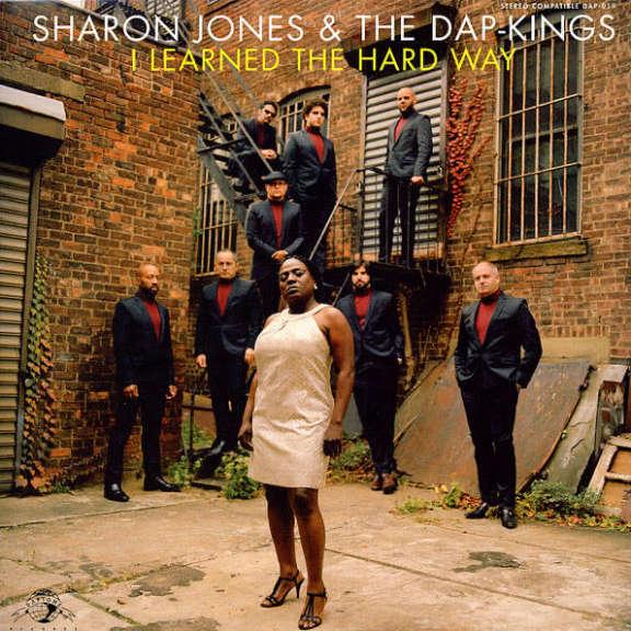 Sharon Jones & the Dap-Kings I Learned the Hard Way LP 2010