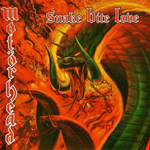 Motörhead Snake Bite Love LP 2019