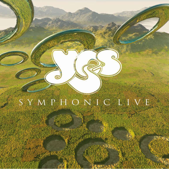 Yes Symphonic Live - Live in Amsterdam  LP 2019
