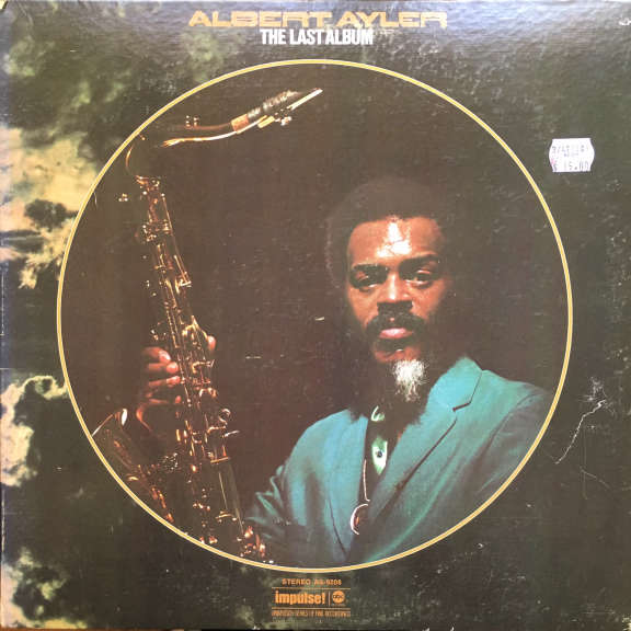 Albert Ayler The Last Album LP 1971