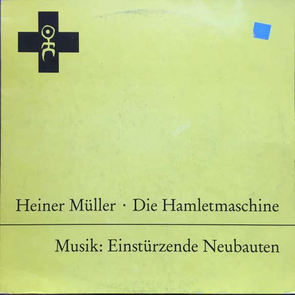 Einsturzende Neubauten Die Hamletmaschine LP 1991