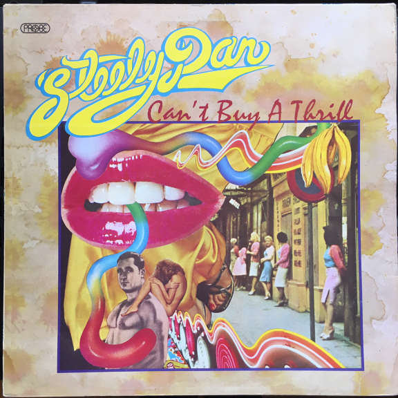 Steely Dan Can't Buy A Thrill LP 1972