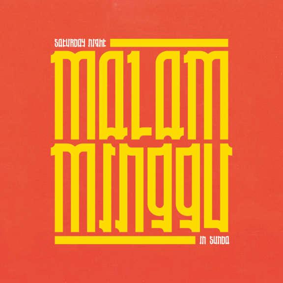 Various Malam Minggu: Saturday Night in Sunda LP 2019