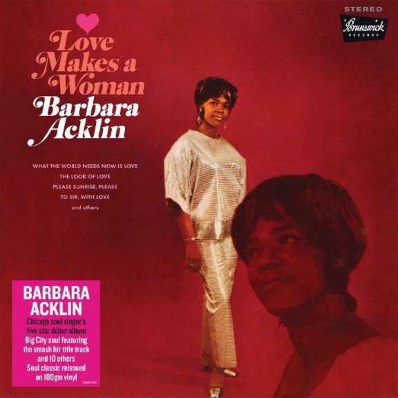 Barbara Acklin Love Makes a Woman LP 2019