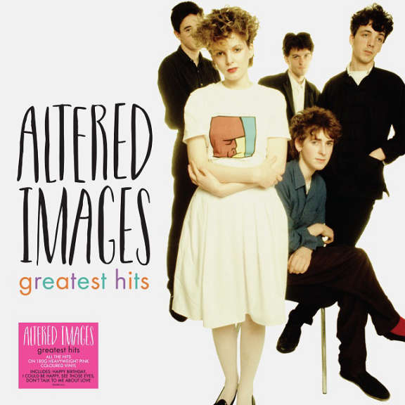 Altered Images Greatest Hits LP 2019
