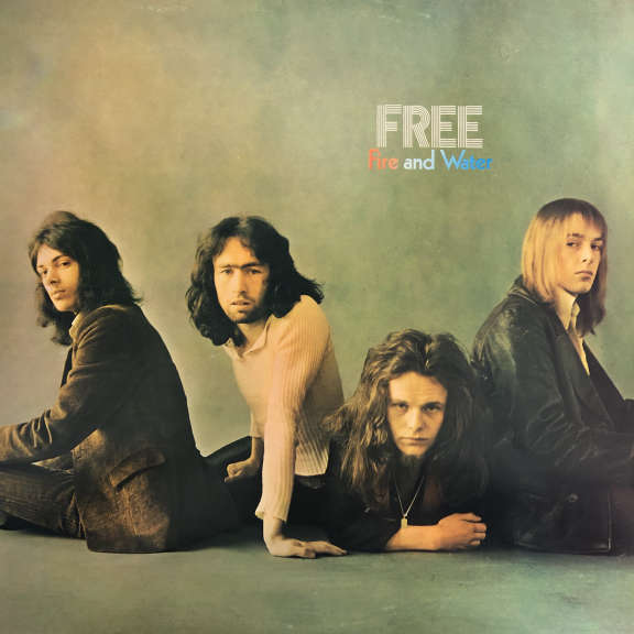 Free  Fire And Water    LP 1970