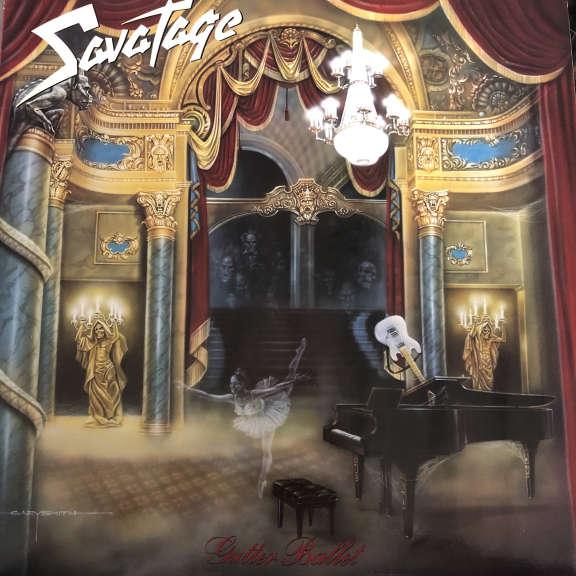 Savatage  Gutter Ballet LP 1989