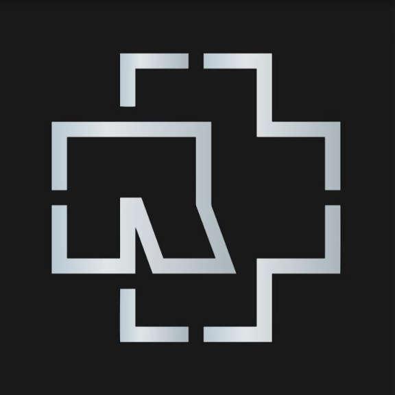 Rammstein Deutschland 7'' LP 2019