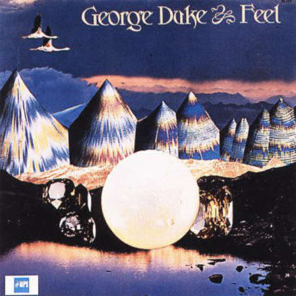 George Duke Feel LP 2018