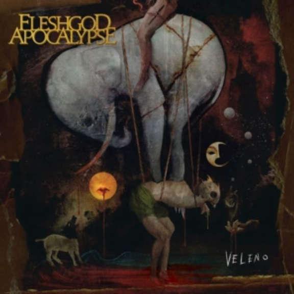 Fleshgod Apocalypse Veleno LP 2019