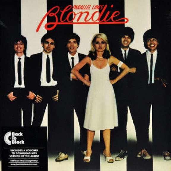 Blondie Parallel Lines LP 2019