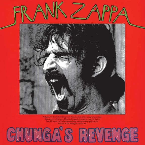 Frank Zappa Chunga's Revenge LP 2019