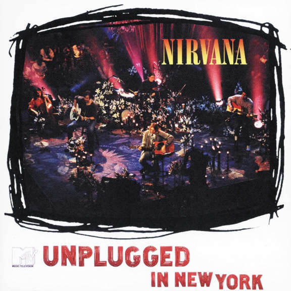 Nirvana MTV Unplugged in New York LP 2019
