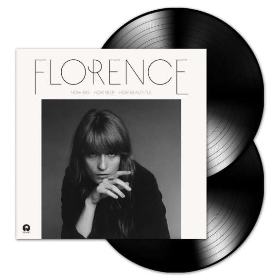 Florence + The Machine How Big, How Blue, How Beautiful LP 2015