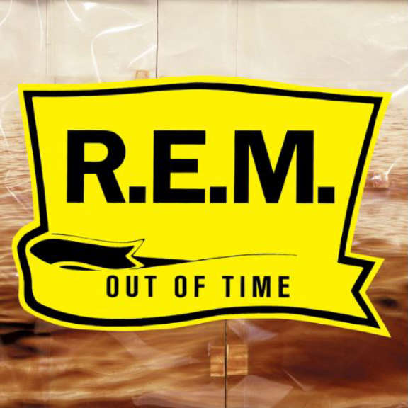 R.E.M. Out of Time LP 2019