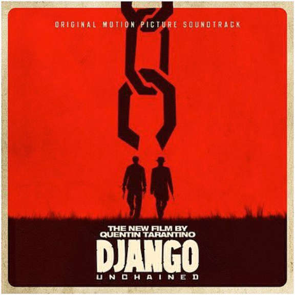 Various Django Unchained OST LP 2019