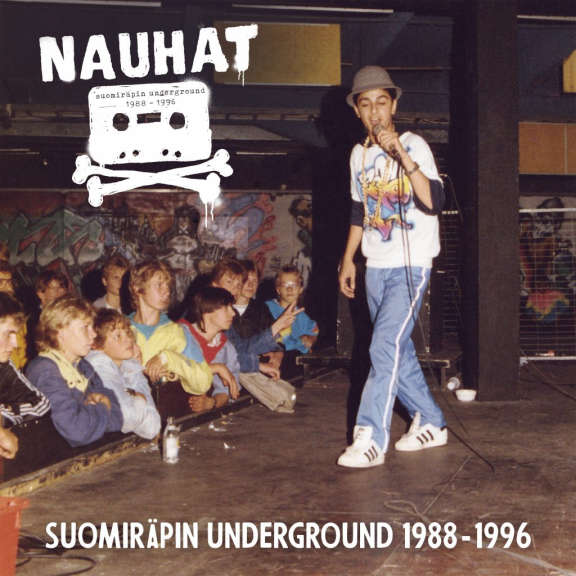Various NAUHAT - Suomiräpin Underground 1988-1996 LP 2019