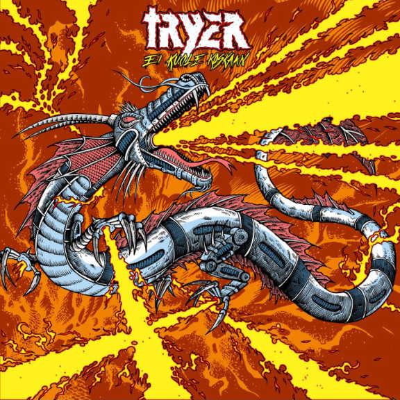 Tryer Ei kuole koskaan (oranssi) LP 2019