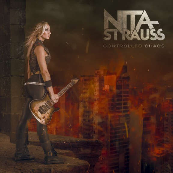 Nita Strauss Controlled Chaos (Yellow) LP 2019