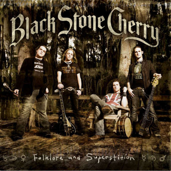 Black Stone Cherry Folklore and Superstition LP 2019