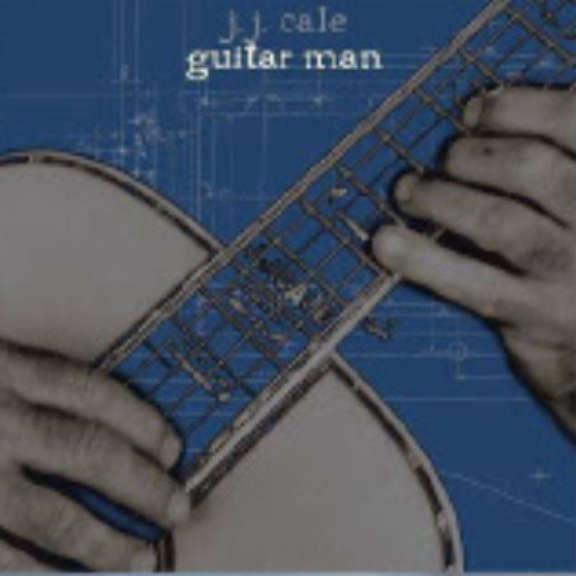 J. J. Cale Guitar Man LP 2019