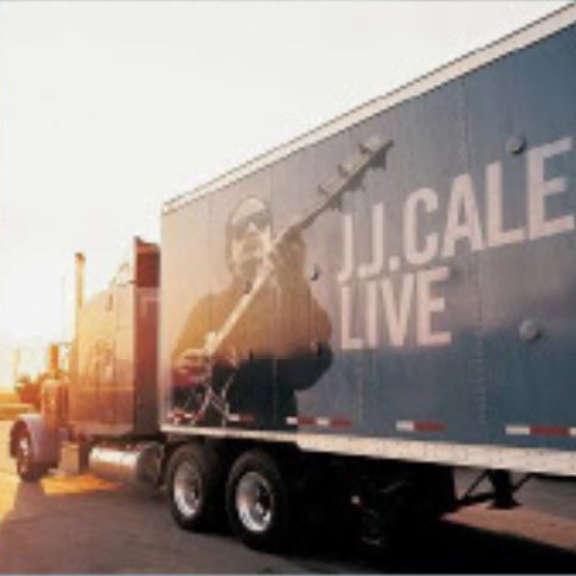 J. J. Cale Live LP 2019