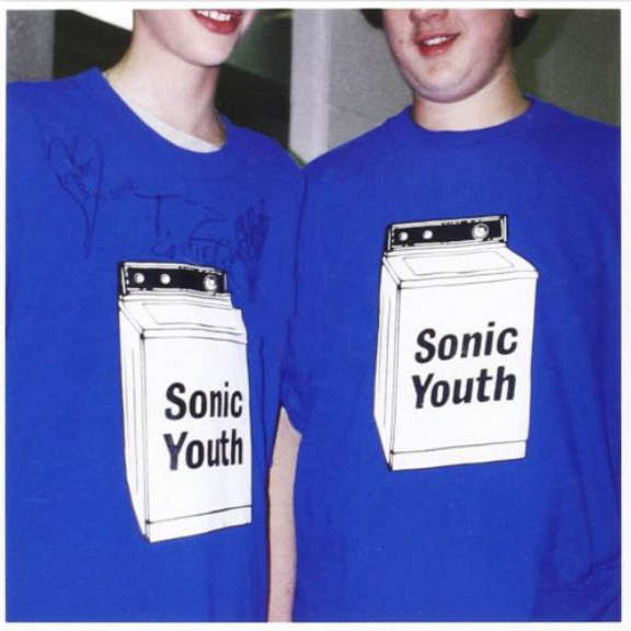 Sonic Youth Washing Machine LP 2019