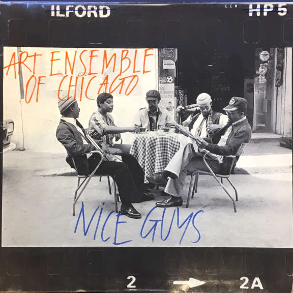 Art Ensemble Of Chicago Nice Guys LP 1979