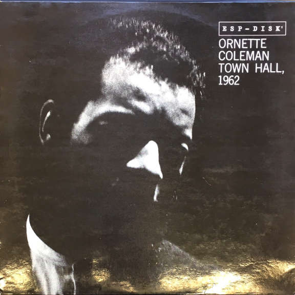 Ornette Coleman Town Hall, 1962 LP 1969