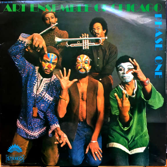 Art Ensemble Of Chicago Phase One LP 1971