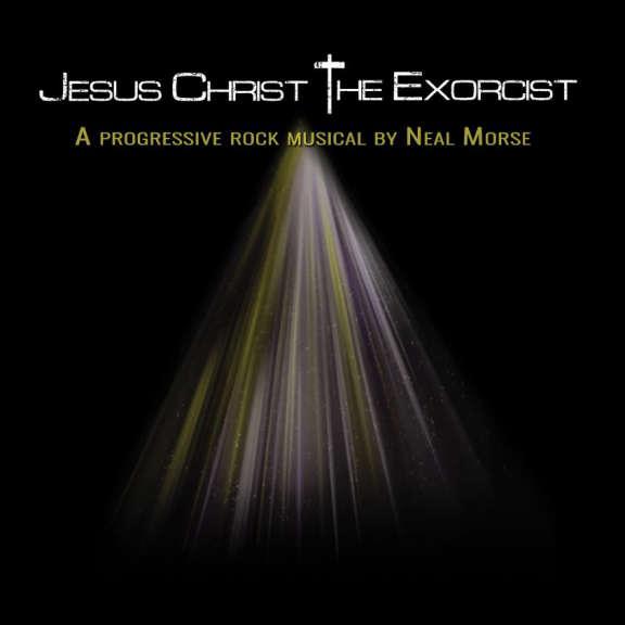Neal Morse Jesus Christ the Exorcist LP 2019