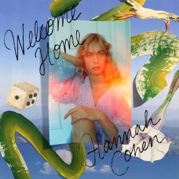 Hannah Cohen Welcome Home LP 2019