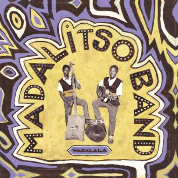 Madalitso Band Wasalala LP 2019