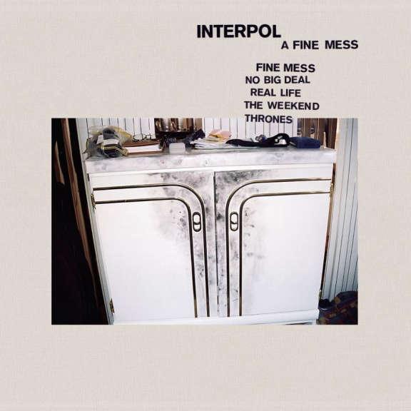 Interpol A Fine Mess EP LP 2019