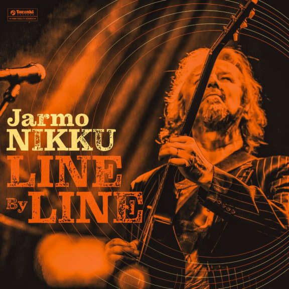 Jarmo Nikku Line by Line LP 2019