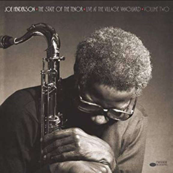 Joe Henderson State of the Tenor Live At The Village Vanguard Vol. 2 LP 2019