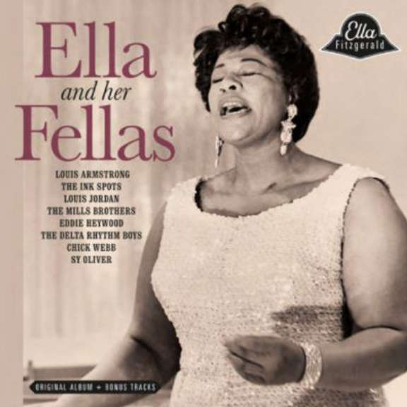 Ella Fitzgerald Ella and Her Fellas LP 2019