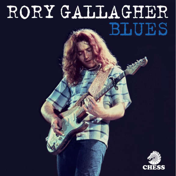 Rory Gallagher The Blues LP 2019