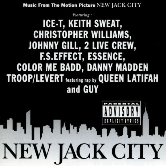 Various New Jack City OST LP 2019