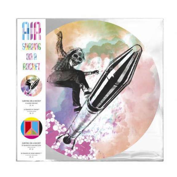 Air Surfing on a Rocket LP 2019