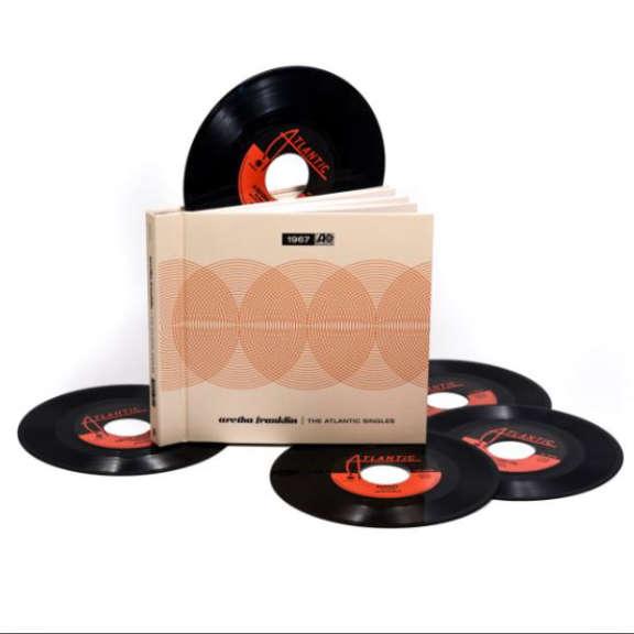 Aretha Franklin The Atlantic Singles 1967 LP 2019