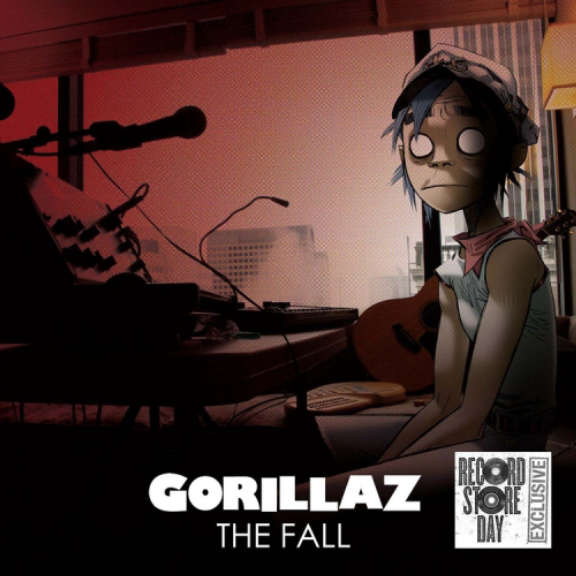 Gorillaz The Fall LP 2019