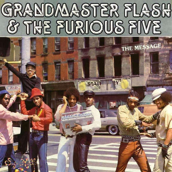 Grandmaster Flash & The Furious Five The Message LP 2019