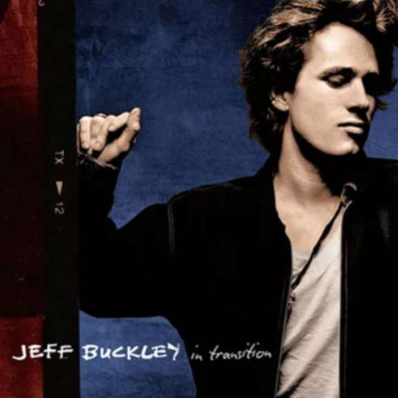 Jeff Buckley In Transition LP 2019