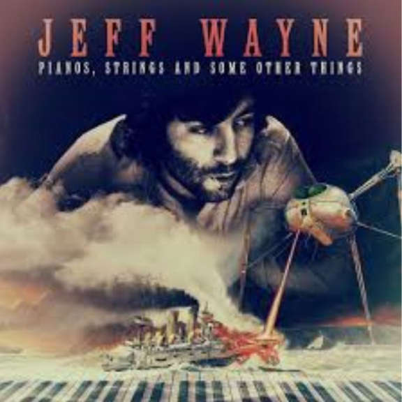 Jeff Wayne Pianos, Strings and Some Other Things LP 2019
