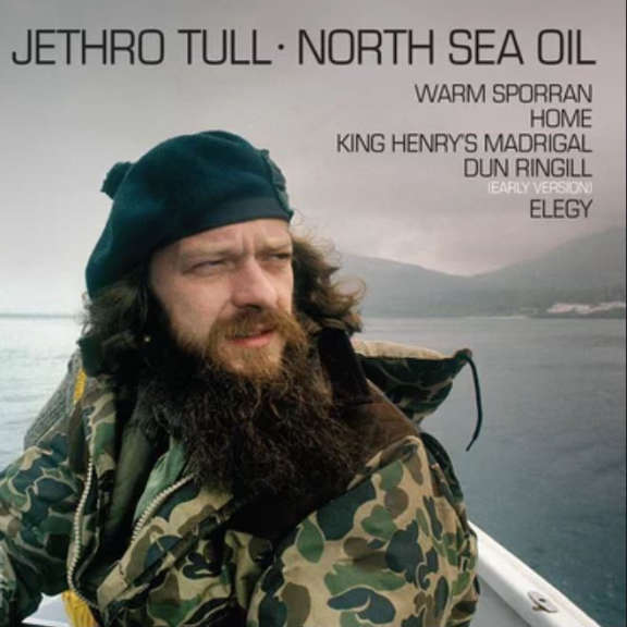Jethro Tull North Sea Oil	 LP 2019