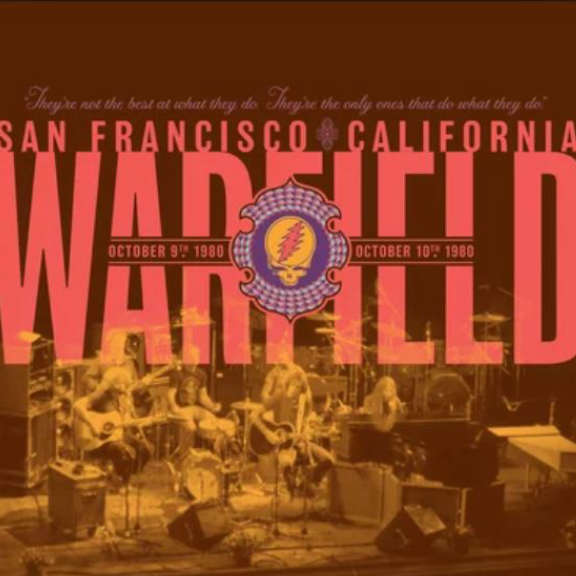 Grateful Dead The Warfield, San Francisco	 LP 2019