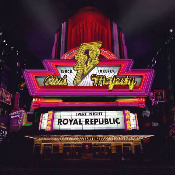 Royal Republic Club Majesty LP 2019