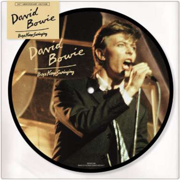 David Bowie Boys Keep Swinging (Picture Disc) LP 2019