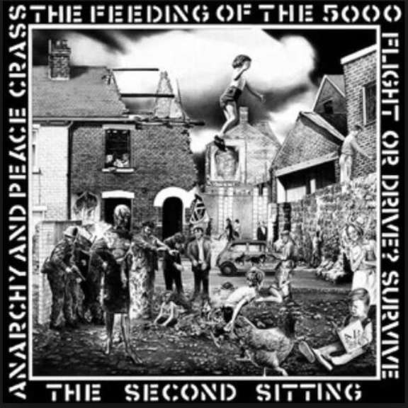 Crass Feeding Of The Five Thousand (The Second Sitting) LP 2019